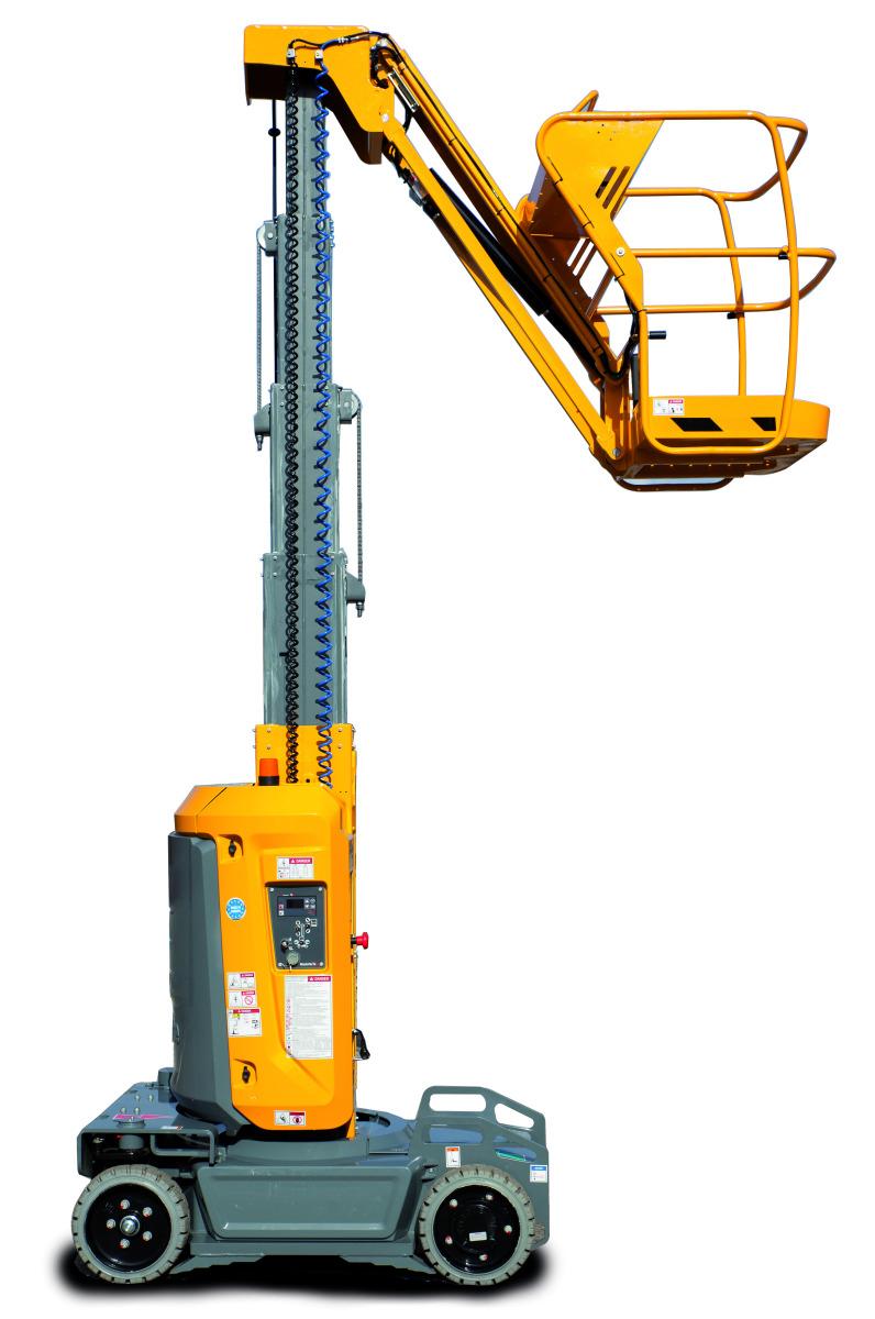 垂直桅杆式高空作业平台STAR10