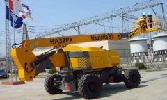 柴油曲臂式高空作业车HA32RTJPRO