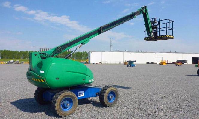 柴油直臂式高空作业车H14TX