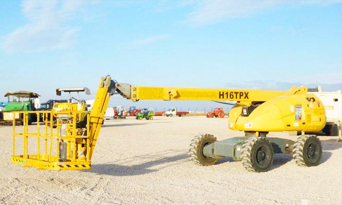 柴油直臂式高空作业平台H16TPX