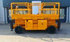 柴油剪叉式高空作业平台H12SX