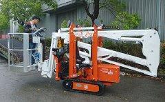 Easylift蜘蛛车R130