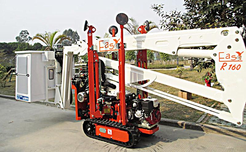 Easylift蜘蛛车R160