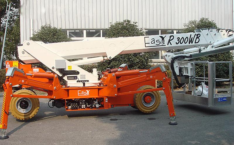 Easylift蜘蛛车R300WB