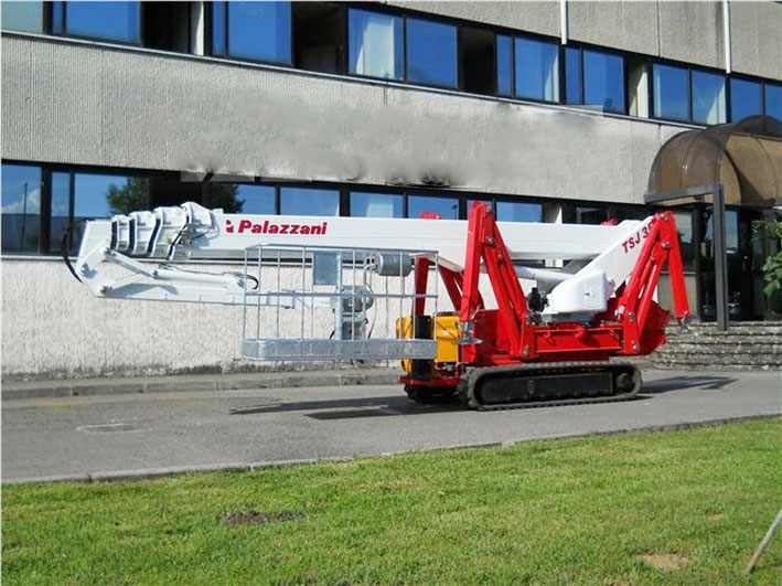 palazzani蜘蛛车TSJ35