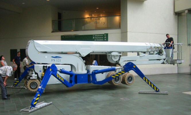 丹麦TCA蜘蛛车FS420