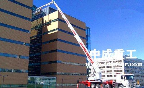 商场未来发展_登高车未来发展趋如何-中成重工高空作业平台厂家