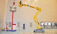铝合金高空作业平台的作用