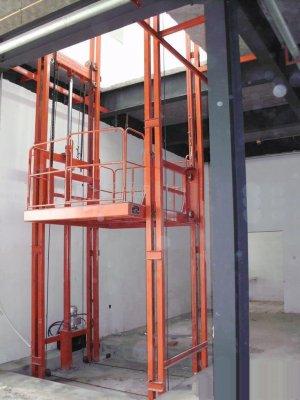 江苏导轨式升降机
