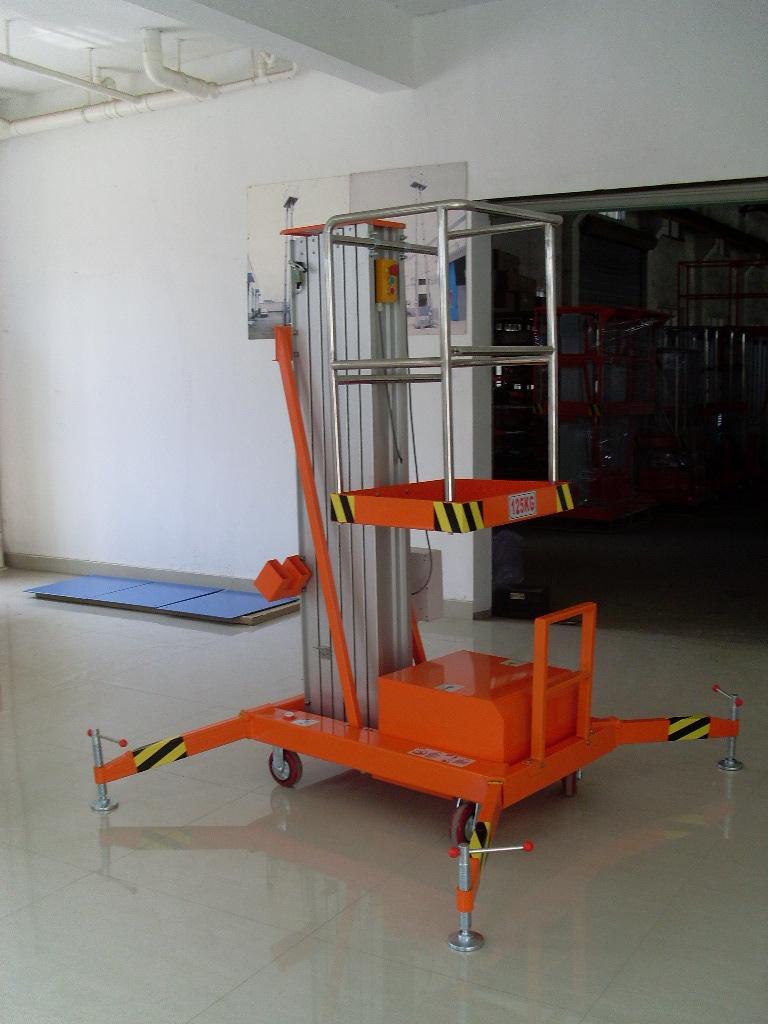 郑州铝合金升降机
