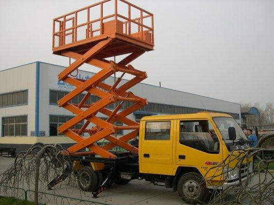 西宁剪叉式升降机