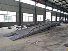8吨移动式登车桥